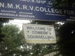 Comedk Pget 2014 First Round Counselling Scheduled Dates