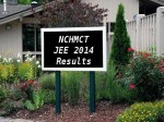 Nchmct Jee 2014 Results Declared Counselling From 26th May