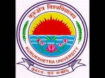 Kurukshetra University Offers Pg Courses Admission