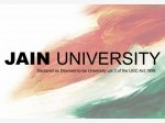 Jain University Offers Pg Programmes Admissions