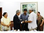 Haryana Government Michael And Susan Dell Foundation Sign Mou
