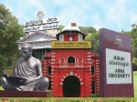 Anna University Offers Me M Tech M Arch M Plan Admission