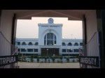 Tripura University To Attract Bangladeshi Students