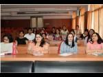 Itm University Organizes Faculty Training Programme On Communication Skills
