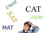Cat Xat Cmat Nmat Scores Mba Pgdm Admissions At B Schools