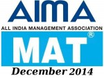 Aima Commences Mat December 2014 Online Registration