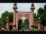 Aligarh Muslim University Allow Women Students Enter Library