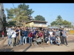 Swachh Bharat Abhiyan Xlri Maxi Fair Students Clean Up The City