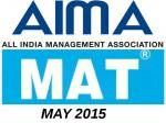 Mat May 2015 Exam Dates Announced