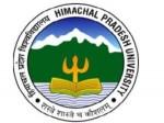 Hp Technical Univ Invites Applications For B Tech M Tech Programmes