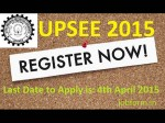 Upsee 2015 Application Deadline Extends To April
