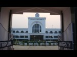 Tripura University To Draw Foreign Students