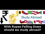 Studying Abroad Becomes Expensive As Dollar Turns Costly