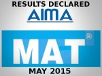 Mat Results May 2015 Declared