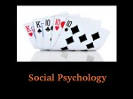 Social Psychology Online Course By Wesleyan University