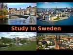 Top 5 Cities For Students In Sweden