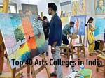 Top 40 Arts Humanities Colleges India
