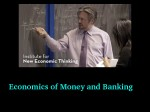 Economics Of Money And Banking Online Course By Columbia University