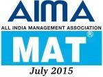 Atma 2015 July Exam Dates