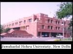 Jnu Students To Hold Education Parliament At Jantar Mantar