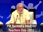 Live Updates Pm Modi Interacts With School Children On Teachers Day