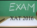 Xat 2016 Online Application Process Started Exams On 3rd January