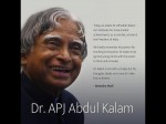 Indias Most Loved President 84th Birth Anniversary Dr Apj Abdul Kalam