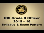 How Crack Rbi Grade B Exam Exam Pattern Syllabus Reference Books