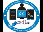 Ndlm Tp Make 525 Lakh People Digitally Literate By