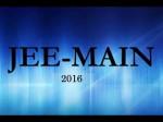Jee Main 2016 Exam Dates Released