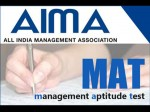 Aima Mat February 2016 Exam Dates Out