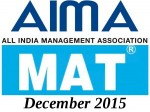 Aima Mat December 2015 Rescheduled To February 2016 In Chennai Centre