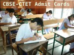 Cbse Ctet 2016 Applicants Can Download The Admit Cards