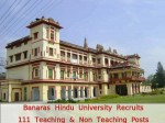 Bhu Recruitment For 111 Teaching And Non Teaching Posts