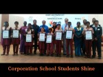 Corporation School Students Of Chennai Shine In Elocution Competition
