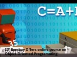 Iit Bombay Offers Online Course On Object Oriented Programming