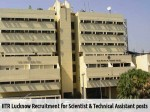 Iitr Lucknow Is Hiring For Scientist And Technical Assistant Posts