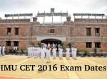 Indian Maritime University Announces Imu Cet 2016 Exam Dates