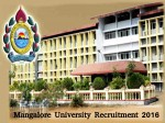 Mangalore Univ Vacancy For 16 Professors And Associate Professor Posts