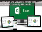 Analyzing And Visualizing Data With Excel Online Course By Microsoft