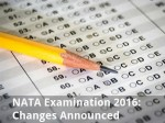 Nata Examination 2016 Changes Announced In The Exam