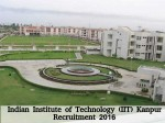 Iit Kanpur Recruitment For Sr Project Associate Post