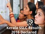 Kerala Sslc Results 2016 Announced