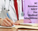 Sc Allows Reimplementation Neet Withdraws 2013 Order