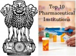 India Rankings 2016 Nirf Top 10 Pharmaceutical Institutions