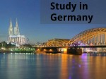 Study Germany The Hub Ample Opportunities