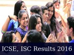Icse Isc Results 2016 To Be Declared Tomorrow At 3 Pm
