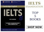 Ielts Examination Top 5 Best Selling Books With 30 Discount