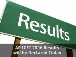 Ap Icet Results 2016 Will Be Declared Today