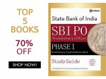 Prepare Now For Sbi Po Exam Top 5 Books With 70 Discount Hurry